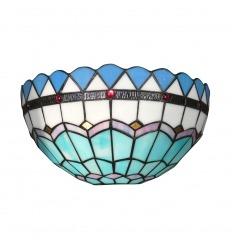 Tiffany series Mediterranean wall light