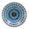 Candelabros azules de Tiffany de la serie Monaco
