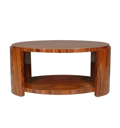 Table Deco oval - Tables Deco - art deco furniture -