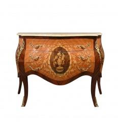 Cómoda estilo Luis XV
