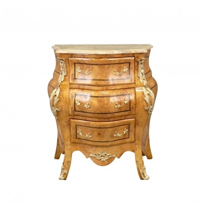 Louis XV chest of drawers - Louis XV furniture for the bedroom -