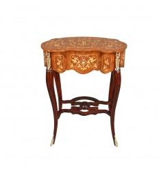 Sokkel tabel Louis XV-stijl