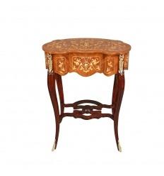 Piedistallo tavolo in stile Luigi XV