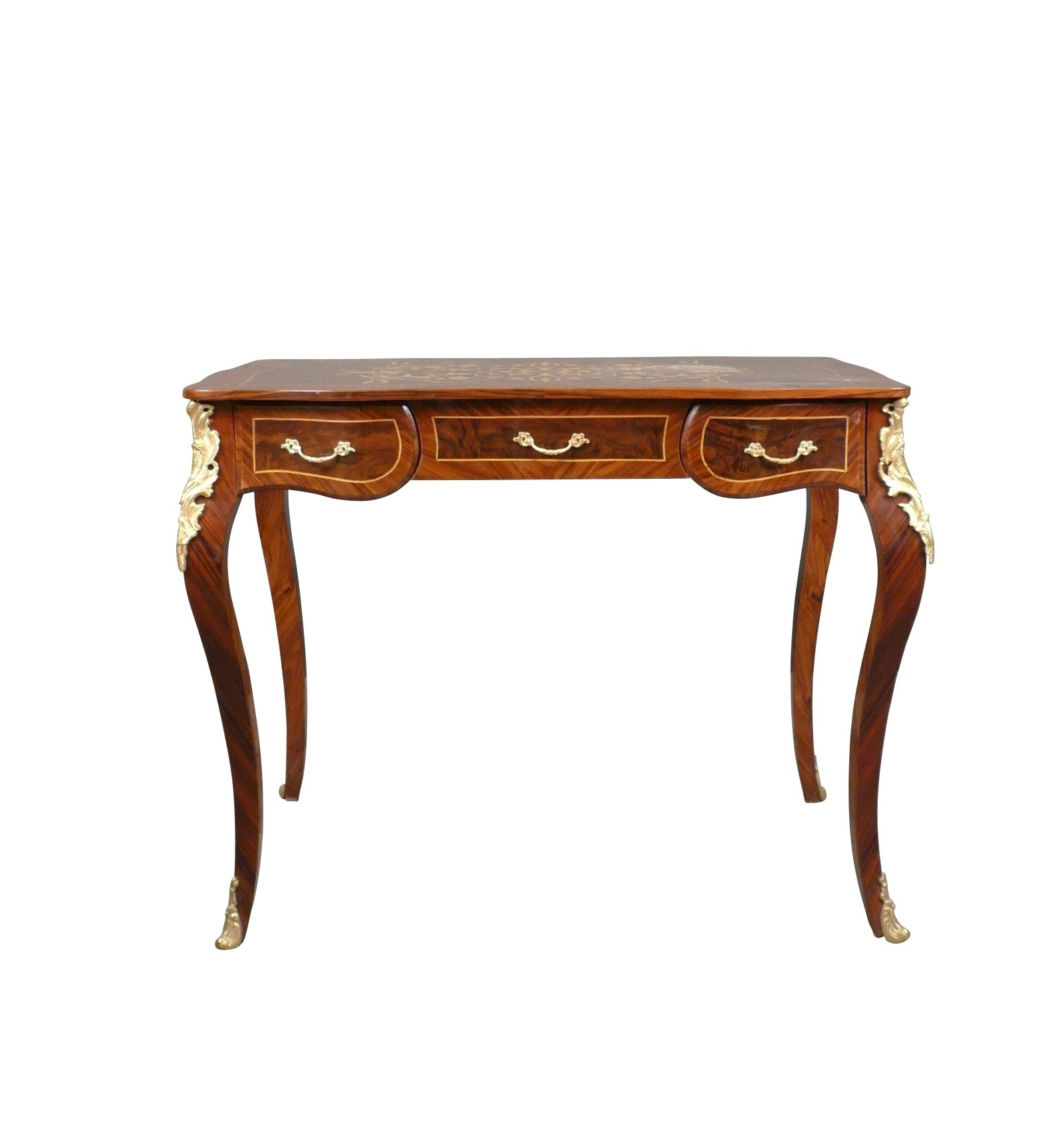 Louis xv desk furniture style for Bureau louis xv