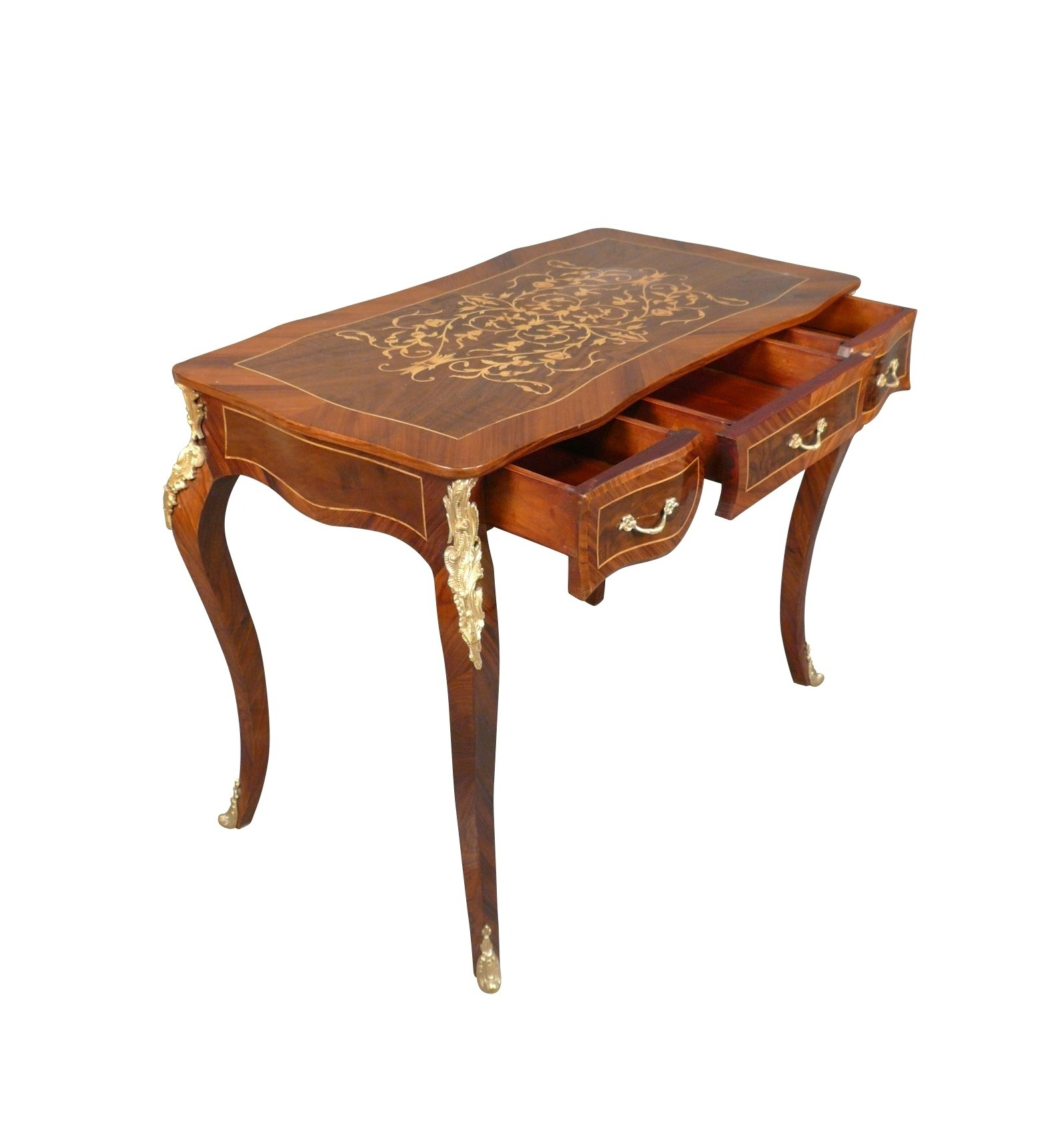 Bureau louis xv meubles de style - Bureau style louis xv ...