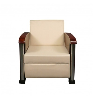 Art Deco armchair - Art Deco Salons -