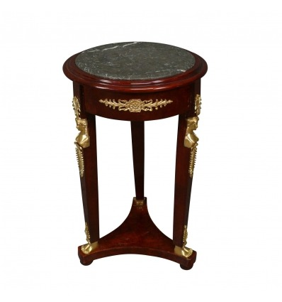 Gueridon Empire - Empire style furniture -