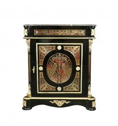 Aparador Empire Boulle - Muebles de estilo Napoleón III -