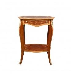 Mesa de pedestal Luis XV