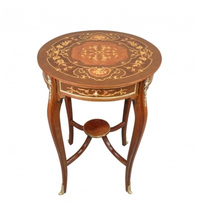 End table Louis XV - Coffee tables near - Louis XV style furniture -
