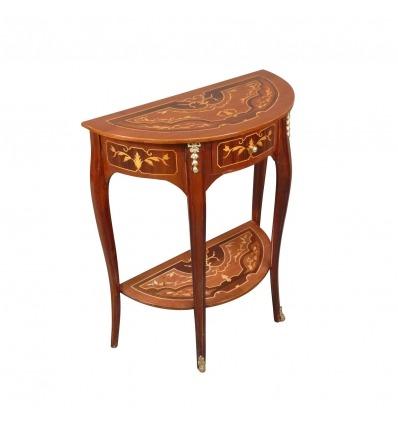 La consola de Luis XV-consolas-muebles de estilo -