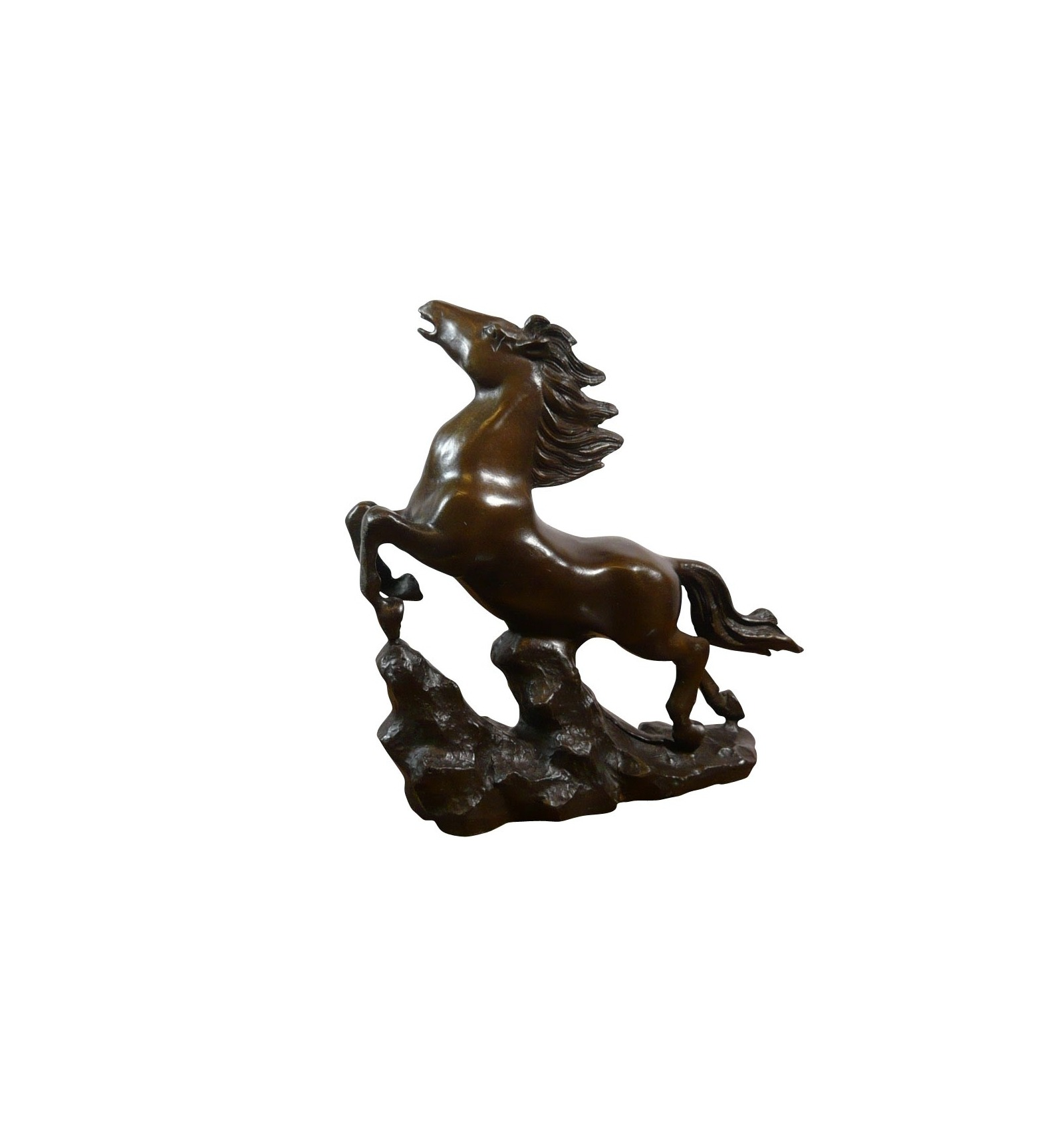 Bronze Sculpture Of A Horse Statue In Bronze Animal