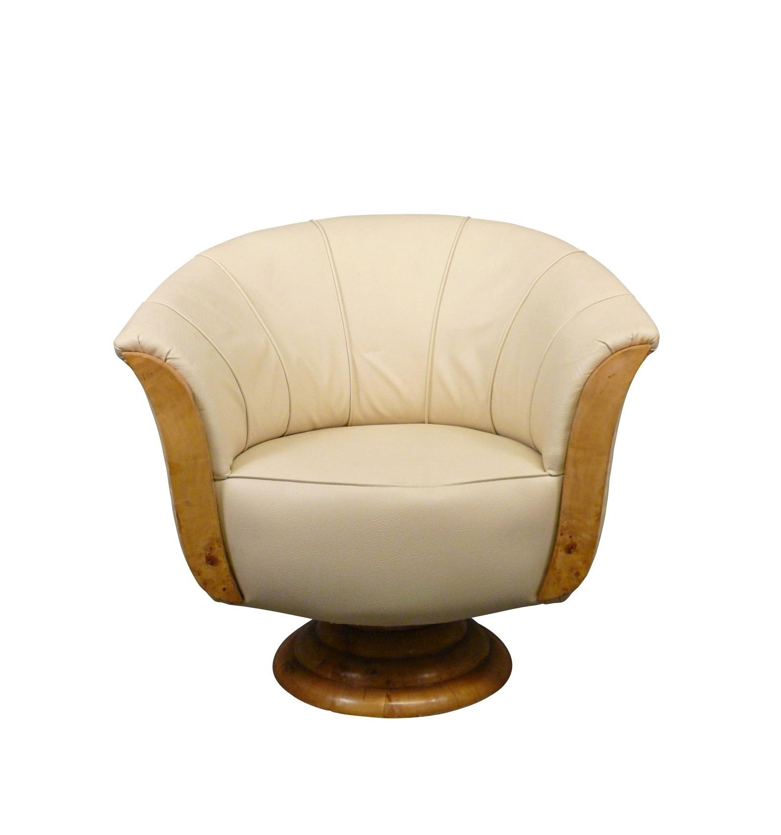Armchair Art Deco