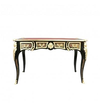 Stůl boulle Ludvíka XV. -