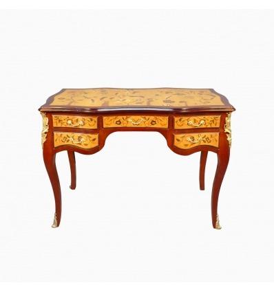 Biuro Ludwika XV - meble biurowe w stylu Ludwika XV -