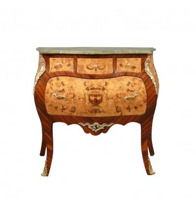 Commode Louis XV - Mobilier de style Louis XV -