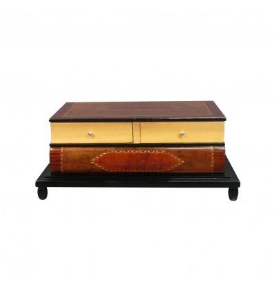 Art deco - art deco, az 1920-as években bútor asztal -