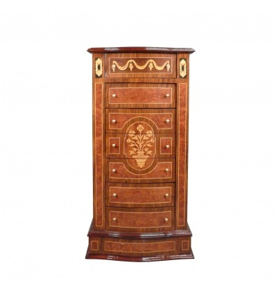 Semainier Louis XVI - Commodes Louis XVI -