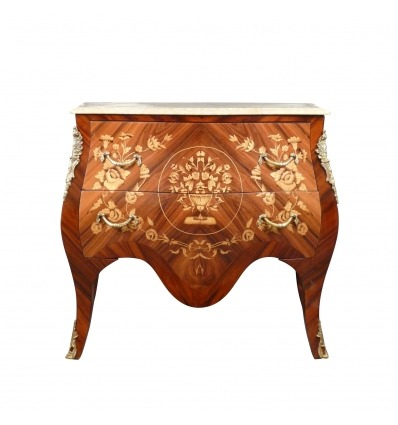 Commode Louis XV - Ameublement de style -