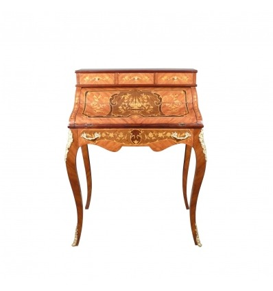Secretary Louis XV style cylinder - Office -