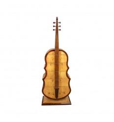 Art Deco Kommode in Form einer Gitarre