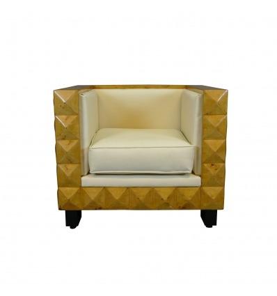 Stuhl-Deco-Cube - Deco Möbel -