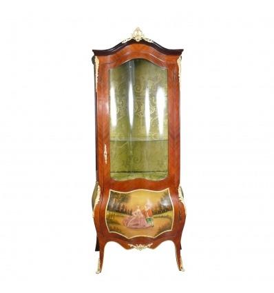 Vetrina Mobili in stile Luigi XV