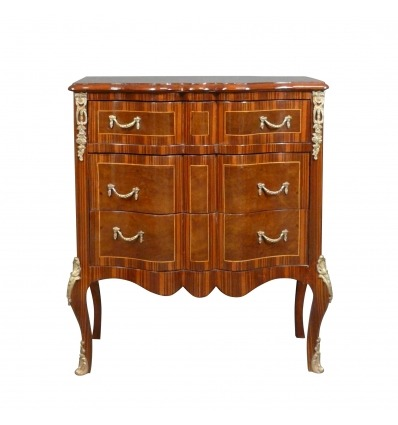 Louis XVI Commode - XV - Louis XVI commode