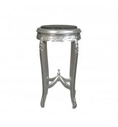 Cablaggio in legno barocco argento