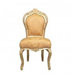 Золотые стул барокко