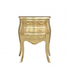 Small Golden baroque Dresser
