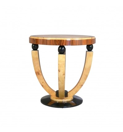 Táblázat Deco - design bútorok értékes fa