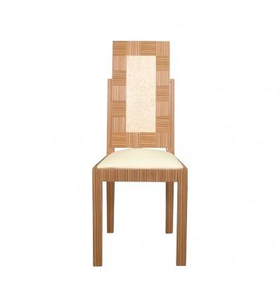 Deco stol - Ordförande i art déco -