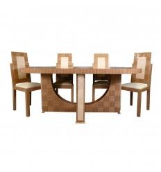 Asztali art deco Madárszeme