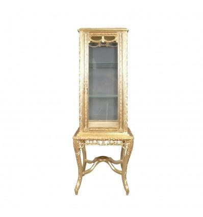 Vitrina barroca dorada - Escaparate barroco
