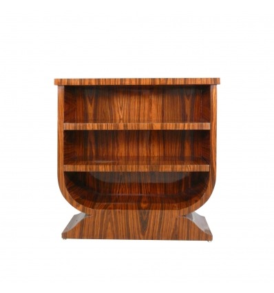 Furniture art deco tv - Art Deco shelf -