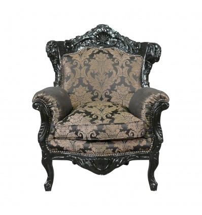 Barock stol - Karmstol barock royal