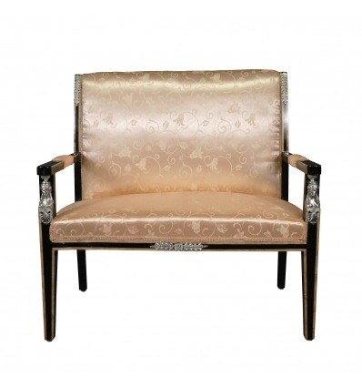 Mahagóni Birodalom kanapé - bútor stílus Birodalom -