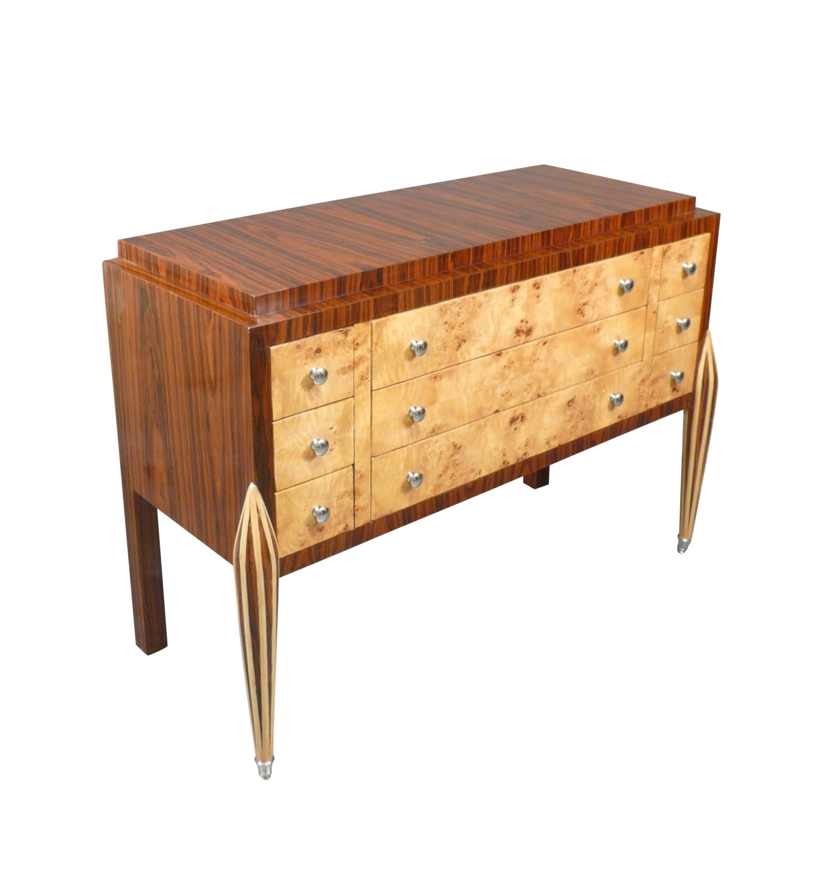 commode art d co. Black Bedroom Furniture Sets. Home Design Ideas
