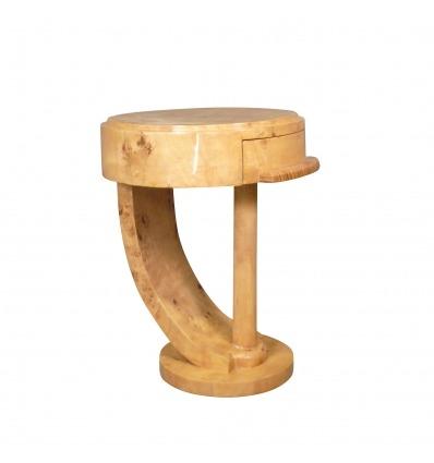 Cabecera estilo art déco - copias de arte deco de mesas - deco muebles -