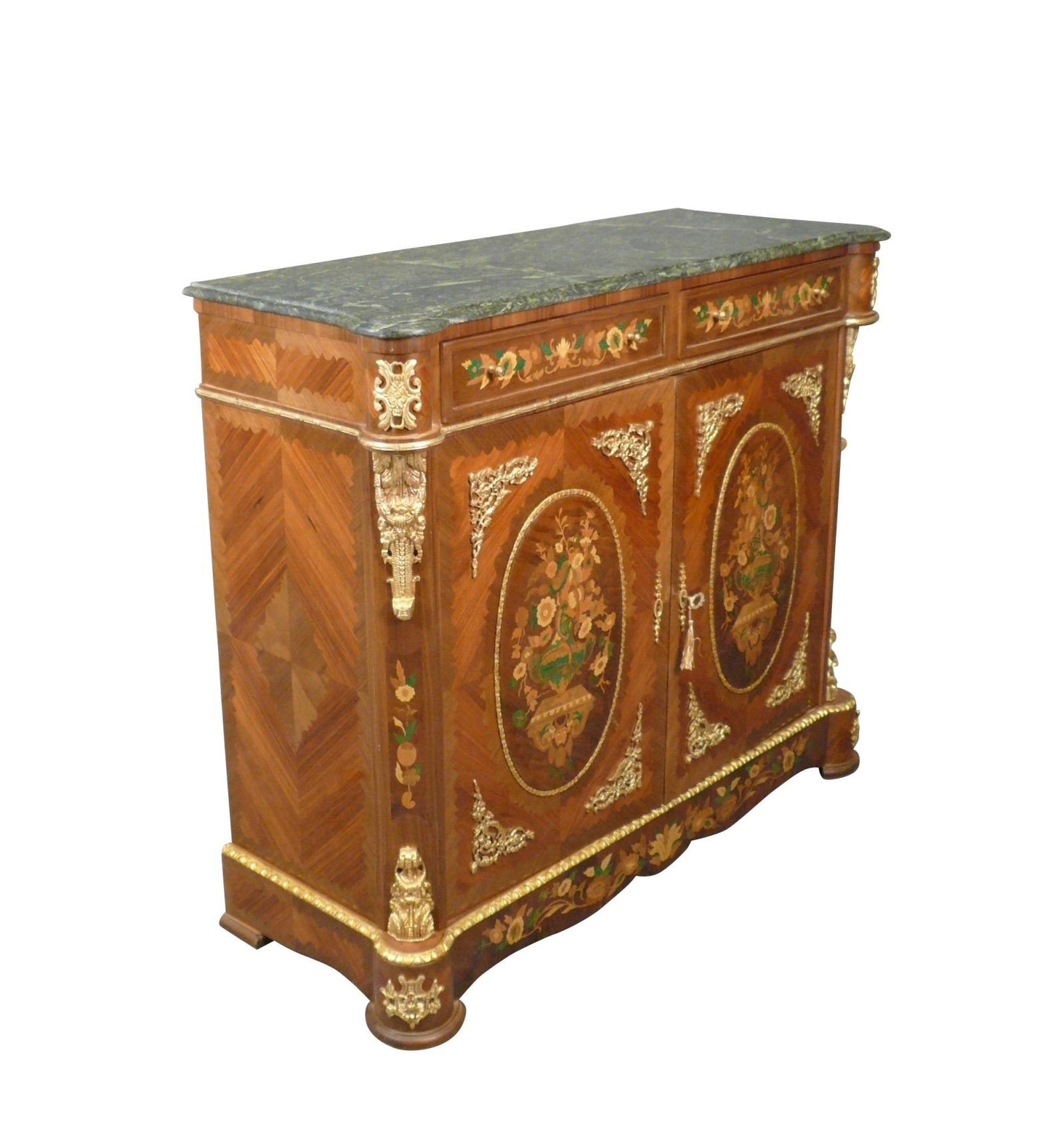 buffet napoleon iii. Black Bedroom Furniture Sets. Home Design Ideas