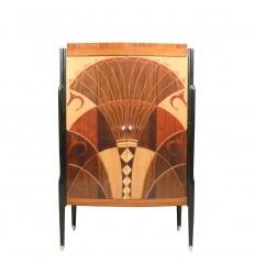 1930-luvun tyylinen art deco -senkki