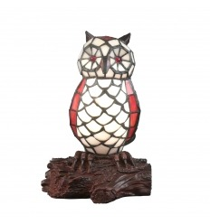 Lamp Tiffany Owl