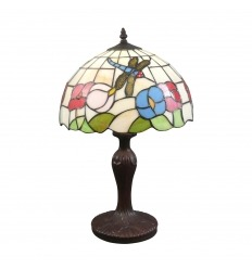 En Lampe Tiffany Lampes Verre Nice nmywv8ON0