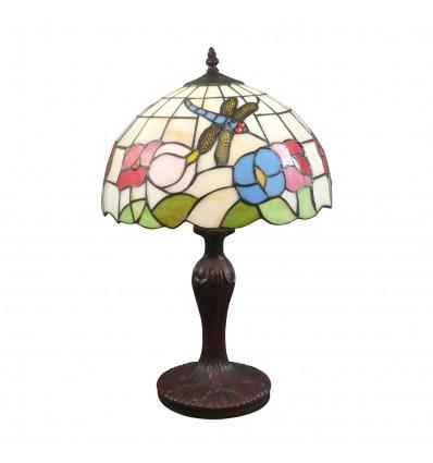 Lámpara de tiffany agradable