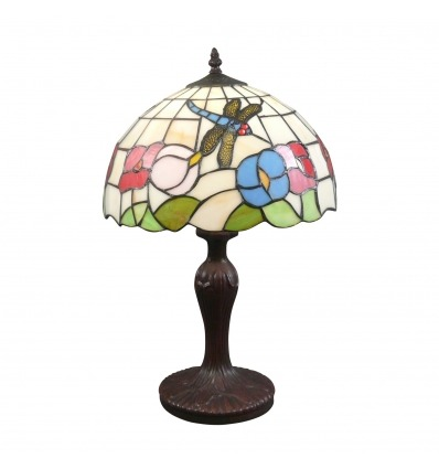 Schöne Tiffany Lampe