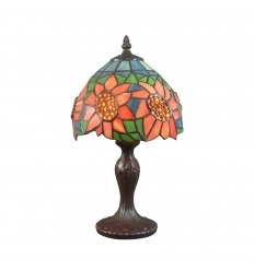 Lámpara Tiffany Girasol