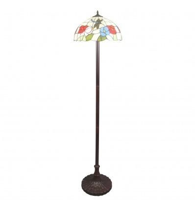 Lámpara de pie Tiffany Valencia - Lamparas de tiffany baratas