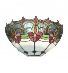 Lámpara de pared Tiffany de los años 30