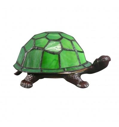 Lampa Tiffany sköldpadda